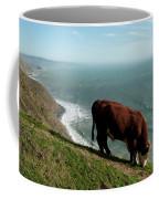 Cliffhanger Coffee Mug