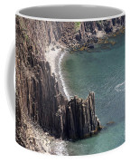Cliffs At Grand Manan Island, Canada Coffee Mug