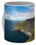 Cliffs Of Mohar Coffee Mug
