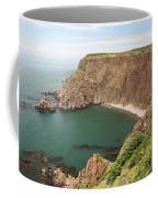 Cliffs On Grand Manan Island Coffee Mug