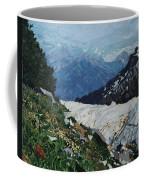 Climbing Mount Rainier Coffee Mug