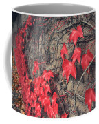 Clinging Coffee Mug by Laurie Search