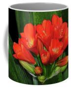 Clivia Coffee Mug