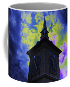 Clock Tower Night Coffee Mug
