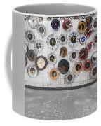 Clocks On The Wall Coffee Mug