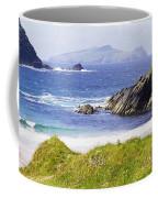 Clogher Beach, Blasket Islands, Dingle Coffee Mug