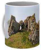 Clonmacnoise Castle Ruin - Ireland Coffee Mug
