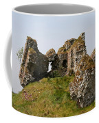 Clonmacnoise Castle Ruin - Ireland Coffee Mug