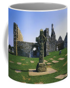 Clonmacnoise, Co Offaly, Ireland, West Coffee Mug