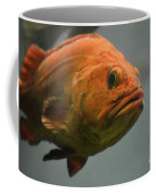 Close And Fishy Coffee Mug