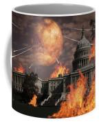 Close Approach Of Nibiru, Planet X Coffee Mug
