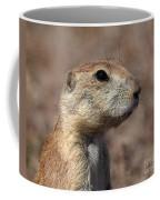 Close On Prairie Dog Coffee Mug