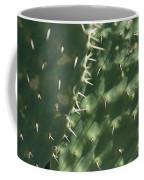 Close-up Of A Prickly Pear Cactus Coffee Mug