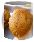Close Up Of An Indian Food Delicacy Kachori Coffee Mug