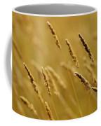 Close-up Of Wheat Coffee Mug