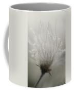 Close View Of A Dandelion Flower Coffee Mug