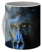 Close View Of A Gorilla Gorilla Gorilla Coffee Mug