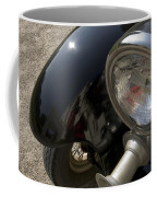 Close View Of The Headlight Coffee Mug