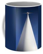 Closeup Of Windmill On An Saskatchewan Wind Farm Coffee Mug