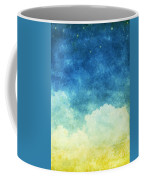 Cloud And Sky Coffee Mug by Setsiri Silapasuwanchai