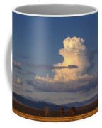 Cloud Over San Luis Valley Coffee Mug