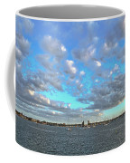 Cloud View From The Old Fort Coffee Mug