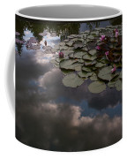 Clouded Pond Coffee Mug