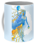 Cloudia Of The Clouds Coffee Mug