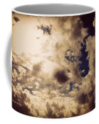 Clouds-8 Coffee Mug