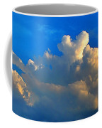 A Heart On Top Of The Clouds Coffee Mug
