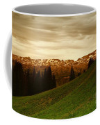 Clouds  In The Beartooth Coffee Mug