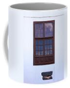 Clouds In The Window Coffee Mug
