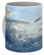 Clouds Of Blue Coffee Mug