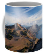 Clouds On The Ridge Coffee Mug