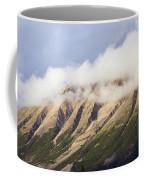 Clouds Over Porphyry Mountain Coffee Mug