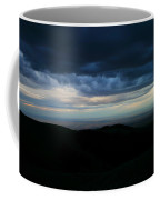 Clouds Over The Bitteroots Coffee Mug