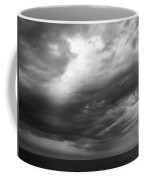 Clouds Over The Sea Coffee Mug