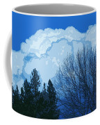 Cloudy Blue Dream Coffee Mug