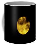 Cloudy Moon Coffee Mug