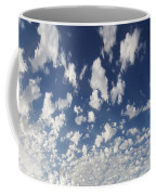 Cloudy Sky Coffee Mug