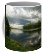 Cloudy With A Chance Of Paint 1 Coffee Mug