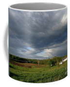 cloudy with a Chance of Paint 2 Coffee Mug