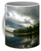 cloudy with a Chance of Paint 4 Coffee Mug