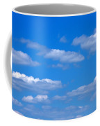 Cloudy With A Chance Of Sky Coffee Mug