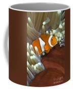Clown Anemonefish In Anemone, Great Coffee Mug