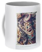Clown Bank Coffee Mug