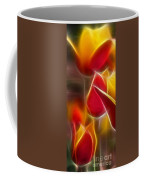 Cluisiana Tulips Triptych Panel 1 Coffee Mug
