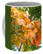 Cluster Of Color Coffee Mug