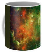 Clusters Of Young Stars In The North Coffee Mug