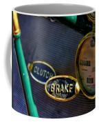 Clutch And Brake Coffee Mug